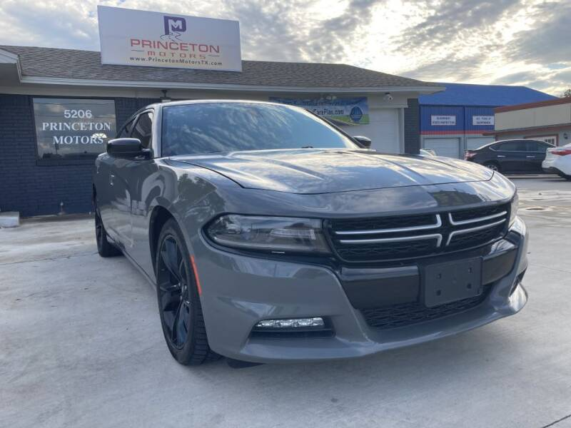 2017 Dodge Charger for sale at Princeton Motors in Princeton TX