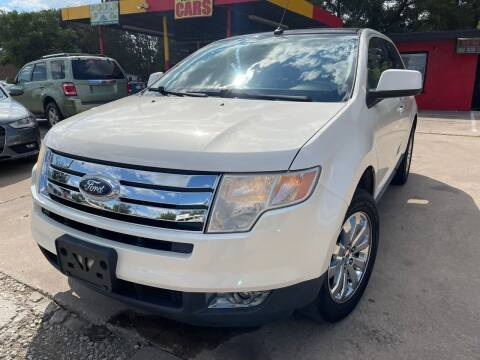 2008 Ford Edge for sale at Cash Car Outlet in Mckinney TX