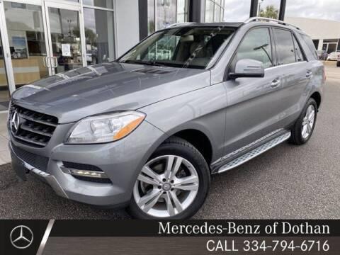 2015 Mercedes-Benz M-Class for sale at Mike Schmitz Automotive Group in Dothan AL
