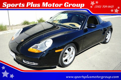 1999 Porsche Boxster for sale at Sports Plus Motor Group LLC in Sunnyvale CA