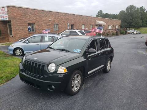 2010 Jeep Compass for sale at ARA Auto Sales in Winston-Salem NC