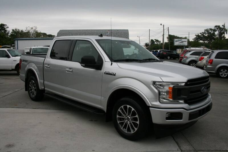 2019 Ford F-150 for sale at Mike's Trucks & Cars in Port Orange FL