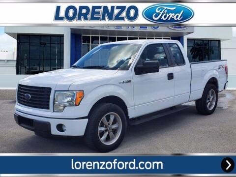 2014 Ford F-150 for sale at Lorenzo Ford in Homestead FL
