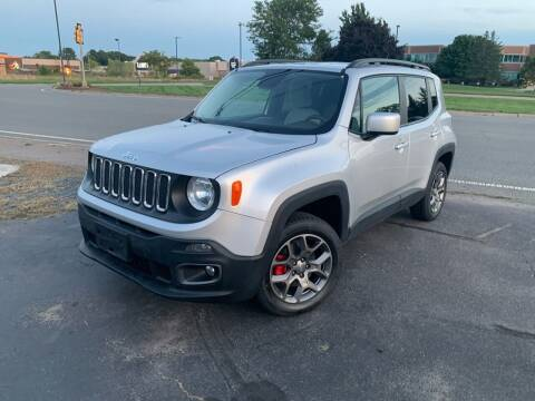 2017 Jeep Renegade for sale at Lux Car Sales in South Easton MA
