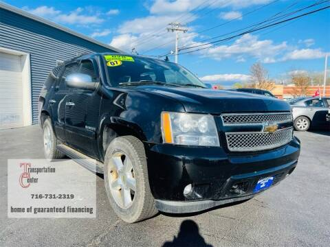 2007 Chevrolet Tahoe for sale at Transportation Center Of Western New York in Niagara Falls NY