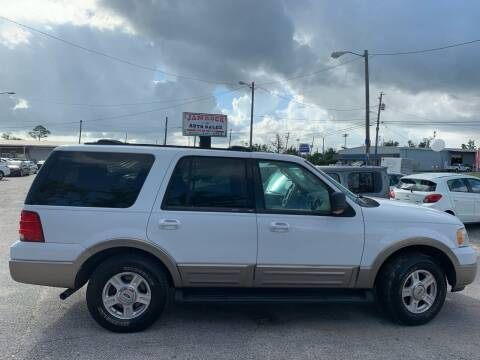2003 Ford Expedition for sale at Jamrock Auto Sales of Panama City in Panama City FL
