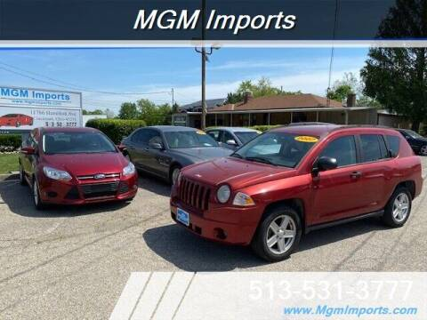 2007 Jeep Compass for sale at MGM Imports in Cincannati OH