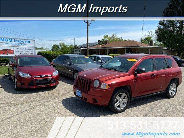 2007 Jeep Compass for sale at MGM Imports in Cincinnati OH