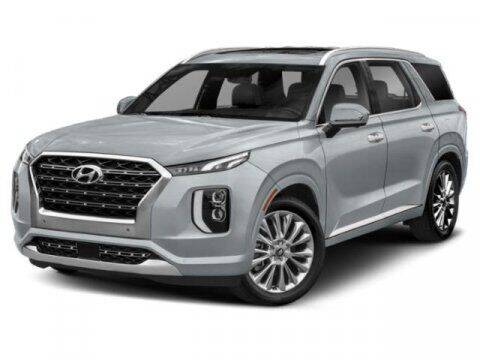 2020 Hyundai Palisade for sale at STG Auto Group in Montclair CA
