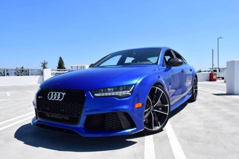 2017 Audi RS 7 for sale at Dino Motors in San Jose CA