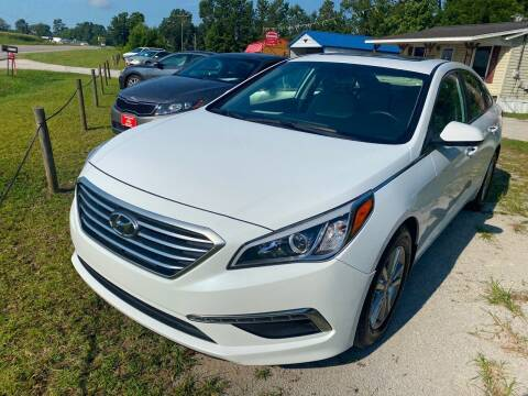 2015 Hyundai Sonata for sale at Southtown Auto Sales in Whiteville NC