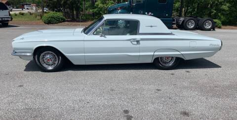 1966 Ford Thunderbird for sale at Leroy Maybry Used Cars in Landrum SC