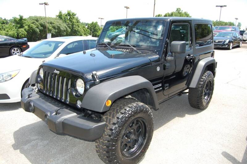 2014 Jeep Wrangler for sale at Modern Motors - Thomasville INC in Thomasville NC