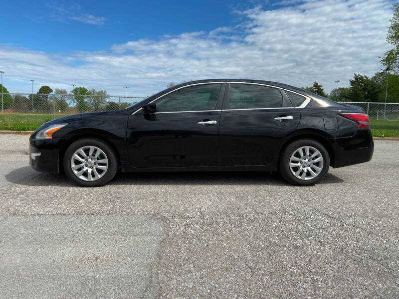 2015 Nissan Altima for sale at Jodys Auto and Truck Sales in Omaha NE