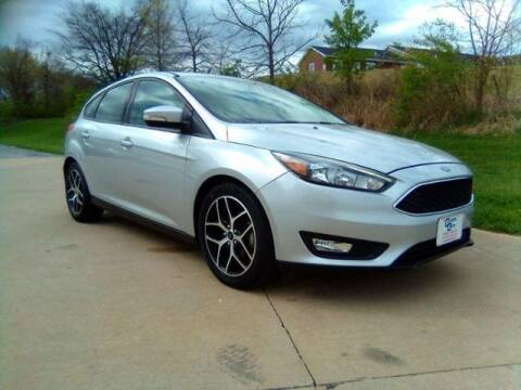 2017 Ford Focus for sale at MODERN AUTO CO in Washington MO