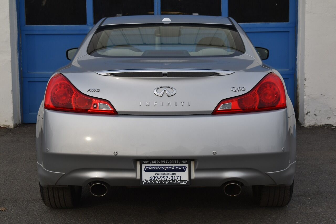 2014 Infiniti Q60 Coupe Base AWD 2dr Coupe full