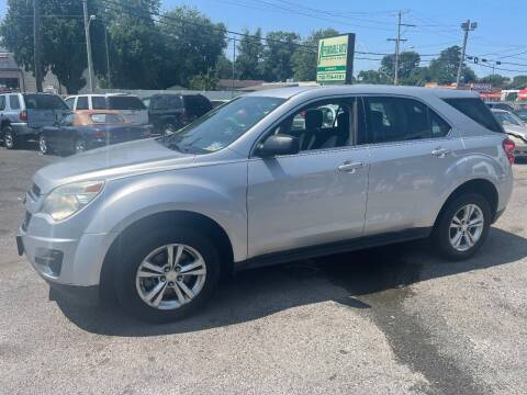 2011 Chevrolet Equinox for sale at Affordable Auto Detailing & Sales in Neptune NJ