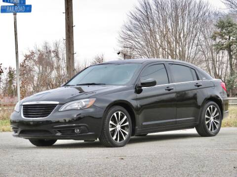 2014 Chrysler 200 for sale at Tonys Pre Owned Auto Sales in Kokomo IN