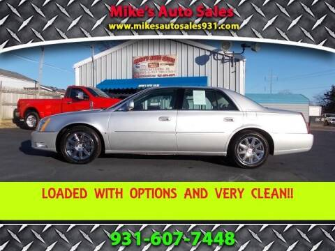 2010 Cadillac DTS for sale at Mike's Auto Sales in Shelbyville TN
