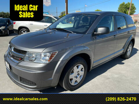 2012 Dodge Journey for sale at Ideal Car Sales in Los Banos CA
