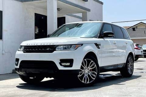 2015 Land Rover Range Rover Sport for sale at Fastrack Auto Inc in Rosemead CA