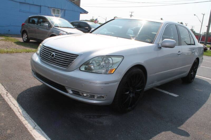 2004 Lexus LS 430 for sale at Drive Now Auto Sales in Norfolk VA