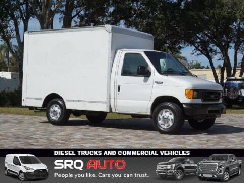 2005 Ford E-Series Chassis for sale at SRQ Auto LLC in Bradenton FL