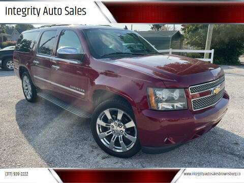 2011 Chevrolet Suburban for sale at Integrity Auto Sales in Brownsburg IN
