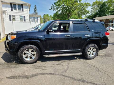 2010 Toyota 4Runner for sale at V & F Auto Sales in Agawam MA