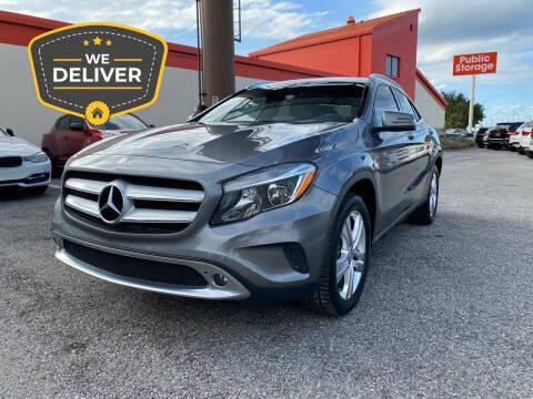 2016 Mercedes-Benz GLA for sale at JC AUTO MARKET in Winter Park FL