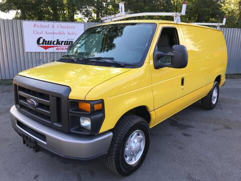 2012 Ford E-Series Cargo for sale at Chuckran Auto Parts Inc in Bridgewater MA