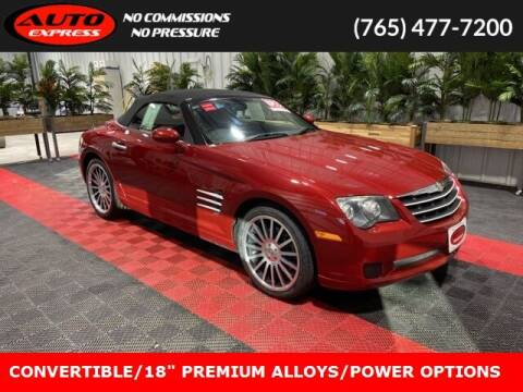 2005 Chrysler Crossfire for sale at Auto Express in Lafayette IN