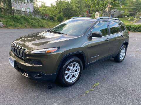 2015 Jeep Cherokee for sale at Car World Inc in Arlington VA