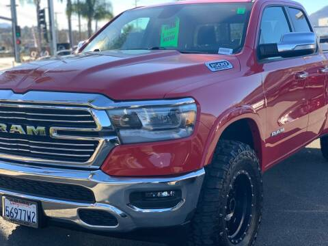 2020 RAM Ram Pickup 1500 for sale at BILLY D SELLS CARS! in Temecula CA