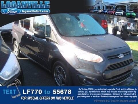 2014 Ford Transit Connect Wagon for sale at Loganville Ford in Loganville GA
