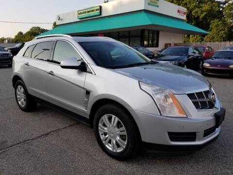 2010 Cadillac SRX for sale at Action Auto Specialist in Norfolk VA