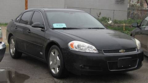 2007 Chevrolet Impala for sale at MTC AUTO SALES in Omaha NE