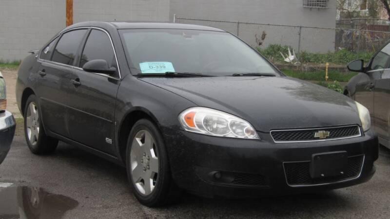 2007 Chevrolet Impala for sale at MTC AUTO SALES in Omaha NE