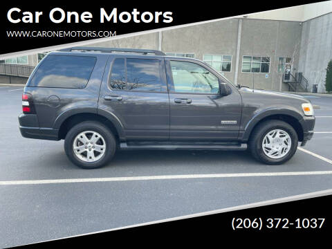 2007 Ford Explorer for sale at Car One Motors in Seattle WA