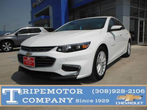 2017 Chevrolet Malibu for sale at Tripe Motor Company in Alma NE