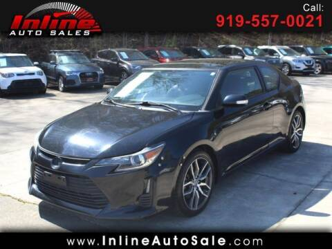 2016 Scion tC for sale at Inline Auto Sales in Fuquay Varina NC