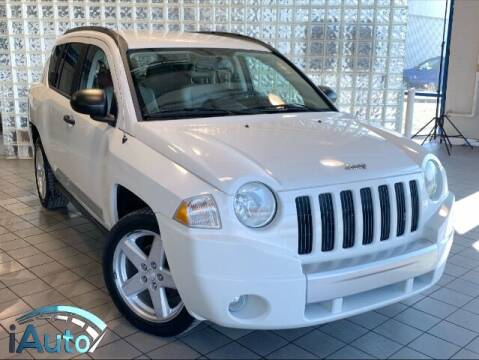 2009 Jeep Compass for sale at iAuto in Cincinnati OH