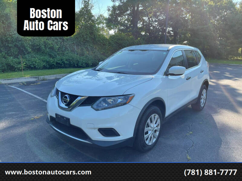 2016 Nissan Rogue for sale in Dedham, MA