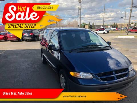 2000 Dodge Caravan for sale at Drive Max Auto Sales in Warren MI