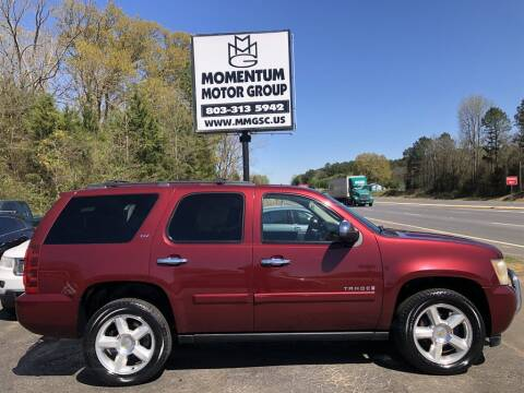 2008 Chevrolet Tahoe for sale at Momentum Motor Group in Lancaster SC