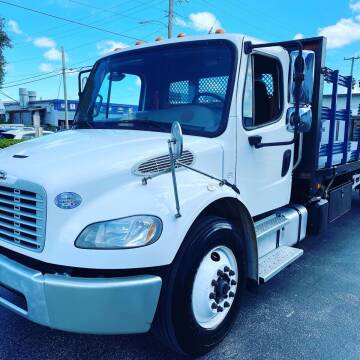 2014 Freightliner MC45 Chassis for sale at PJ AUTO WHOLESALE in Miami FL