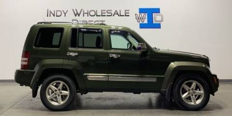 2008 Jeep Liberty for sale at Indy Wholesale Direct in Carmel IN