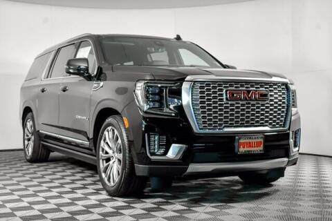 2021 GMC Yukon XL for sale at Washington Auto Credit in Puyallup WA