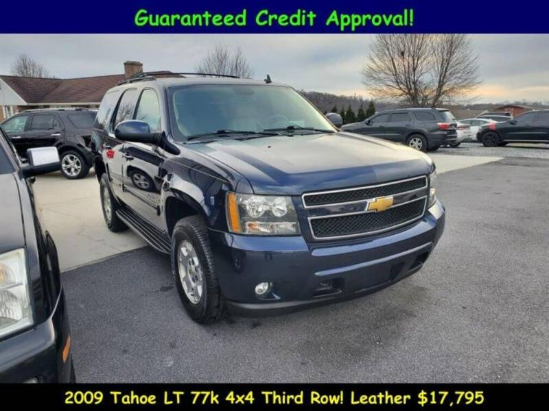 2009 Chevrolet Tahoe for sale at Fortnas Used Cars in Jonestown PA