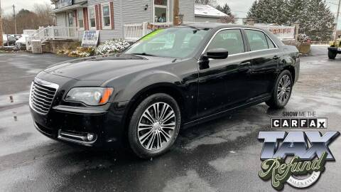 2014 Chrysler 300 for sale at RBT Automotive LLC in Perry OH